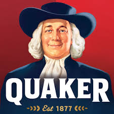 The Quaker Oats logo today