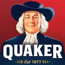 The Quaker Oats logo today