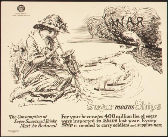 FDA Ad, circa 1917