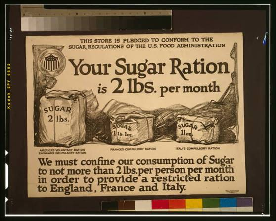 Sugar Rations