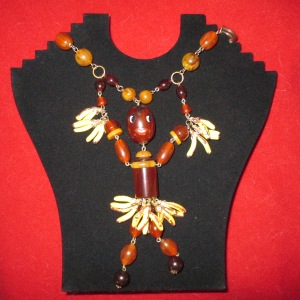 Josephine Baker Necklace